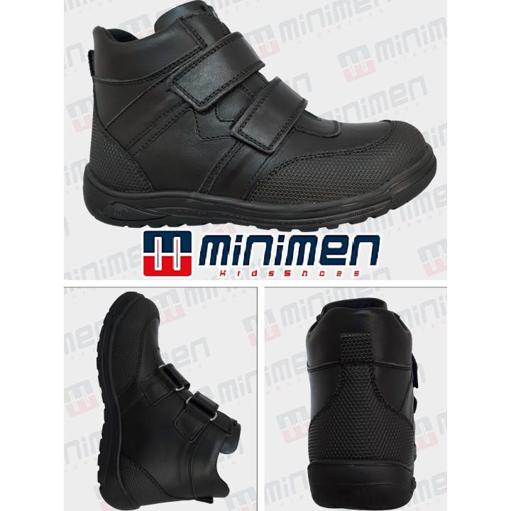 Черевики Minimen 55BLACK19 Чорний
