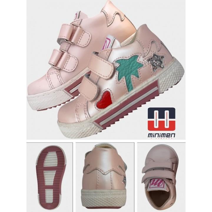 Кросівки Minimen 86ROSELACK Рожевий