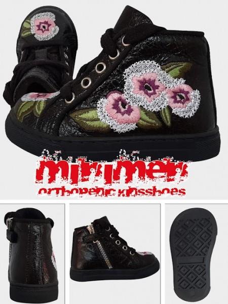 Черевики Minimen 67VISHBLACK Чорний
