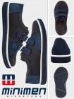 Кросівки Minimen 62KEDI Синій