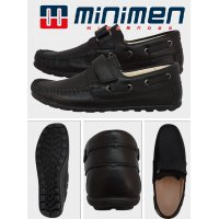 Туфлі Minimen 98MAKASCHERNIY Чорний
