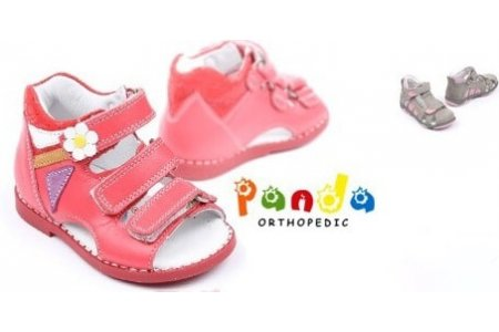 Panda: дитяче взуття з Туреччини