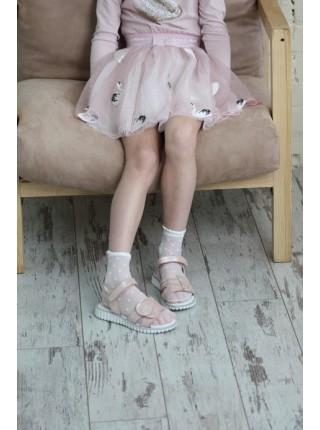 Босоніжки Perlina 114ROSE Рожевий