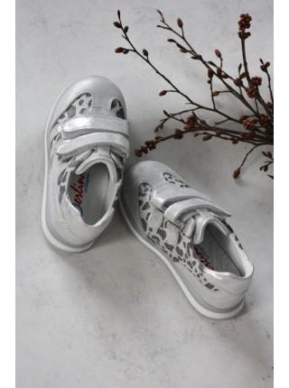 Кросівки Perlina 4PYATNO  срібло