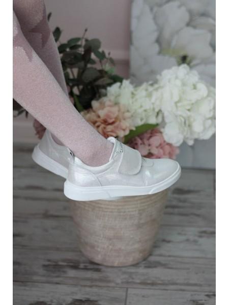Кросівки Perlina 105SEREBRO срібло