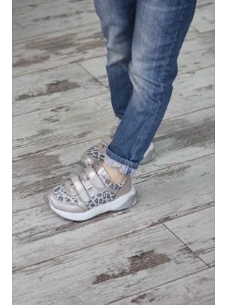 Кросівки Perlina 53PLATFORMA срібло