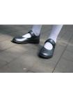 Туфлі Perlina 28SERIY Сірий перламутр