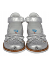 Туфлі Perlina 58SEREBRO Срібло