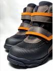 Черевики Minimen 15KOR20 Чорний з коричневим