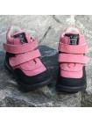 Черевики Perlina 91TEPLOROSE  Рожевий з чорним