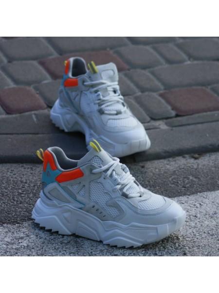 Кросівки Minimen 111WHITE Білий