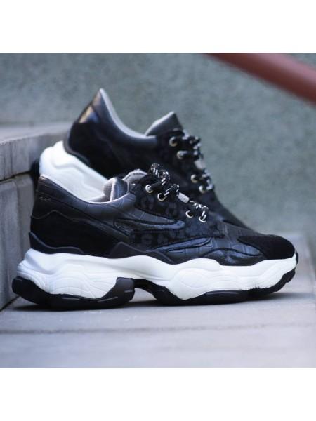 Кросівки Minimen 111BLACK Чорний