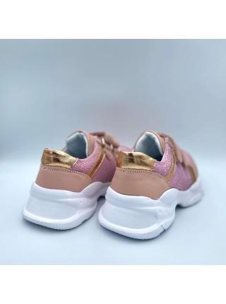 Кросівки Perlina 53rose21 рожевий