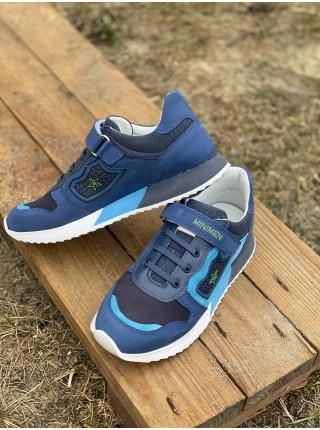Кросівки Minimen 96GOL Блакитний