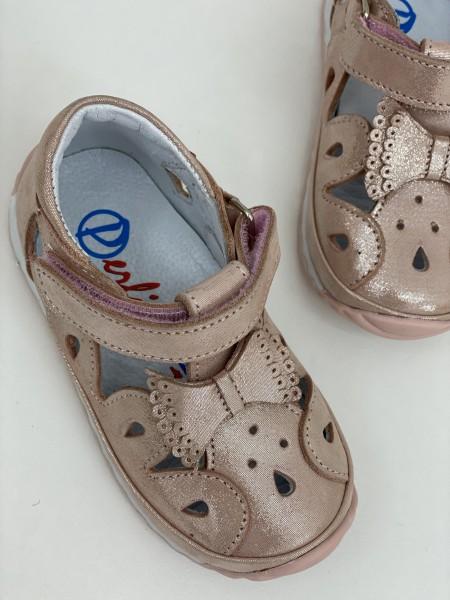 Туфлі Perlina 58PUDRA21 Пудра