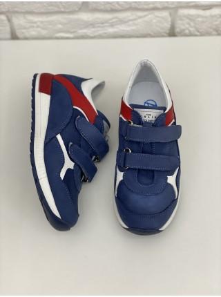 Кросівки Perlina 105GOLRED Блакитний