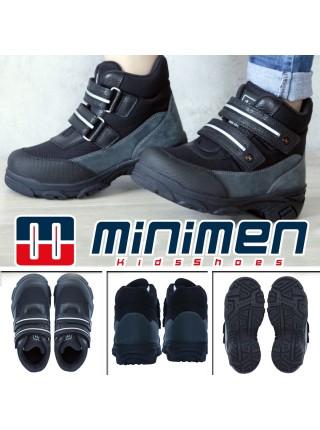 Черевики Minimen 55SERIY Сірий