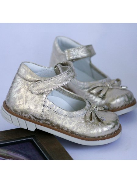 Туфлі Perlina 58.001 золото