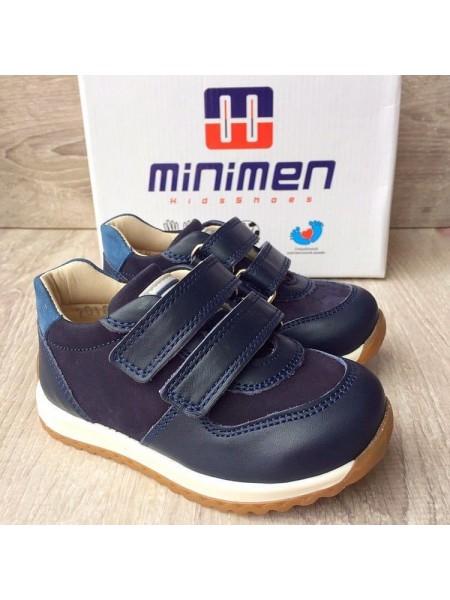 Кросівки Minimen 86KOJA Синій