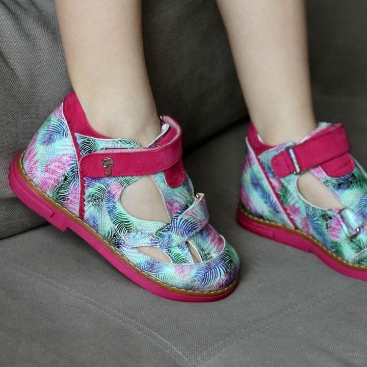 Туфлі  Perlina 102PAULINA різнокольоровий