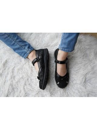 Туфлі Perlina 28PRINTBANT чорний