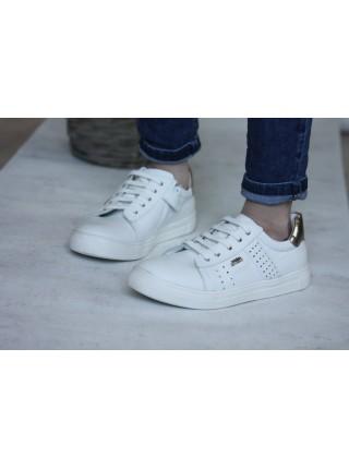 Кросівки Perlina 48WHITE  білі