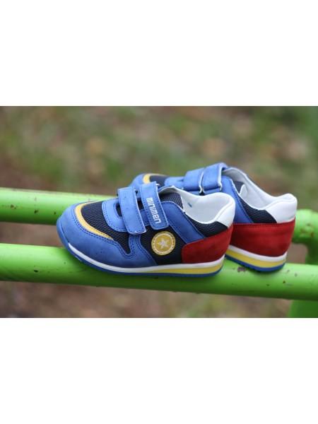 Кросівки Minimen 86SPORT Блакитний