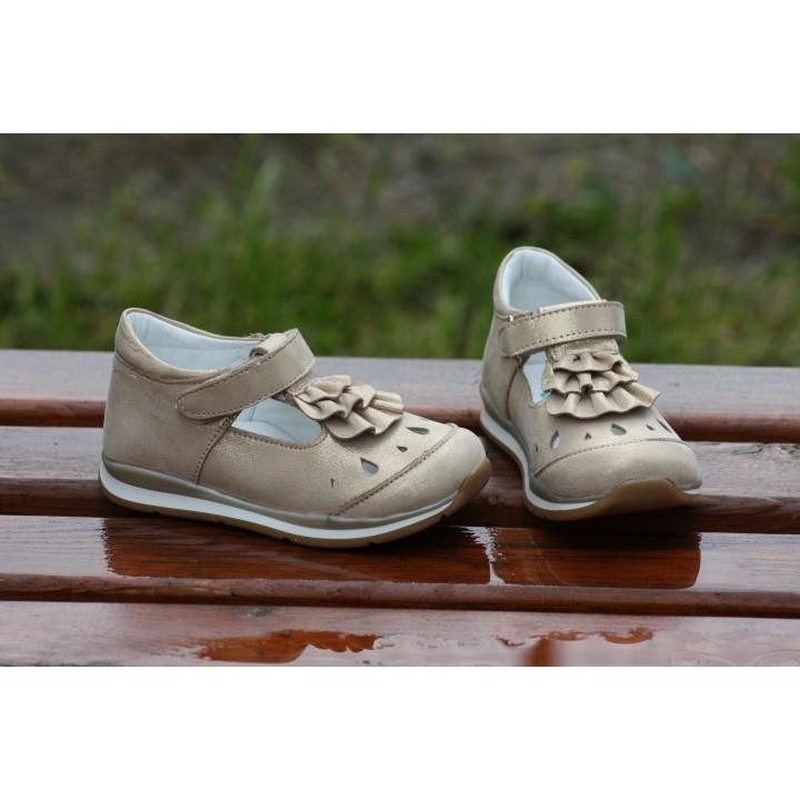 Туфлі Perlina 58.002 Золото