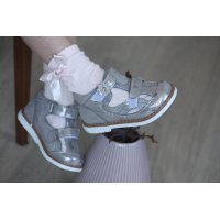 Туфлі Perlina 58SEREBROLIP срібло