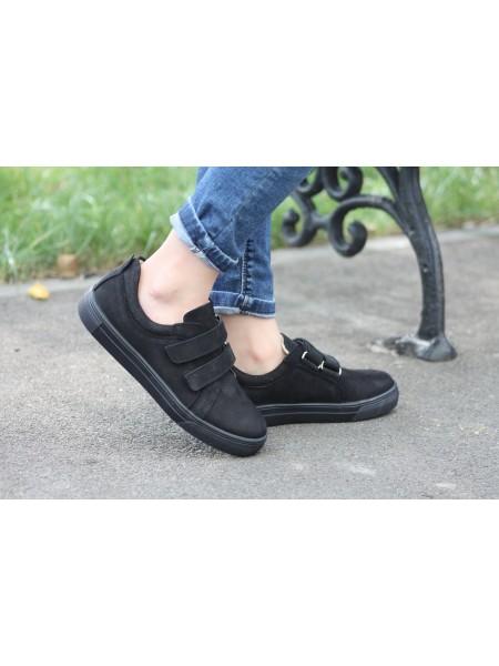 Туфлі Leova 38KEDBLACK Чорный