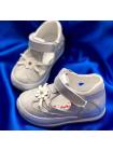Туфлі Perlina 58.003 Срібло