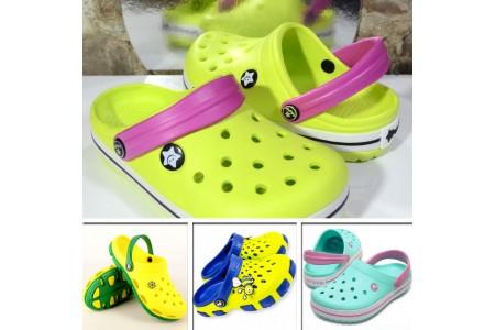 Крокси: в чому небезпека цього взуття