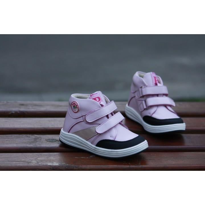 Ботинки Perlina  91ROSE20Рожевий