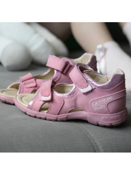 Босоніжки Minimen 79ROSE20 Рожеві