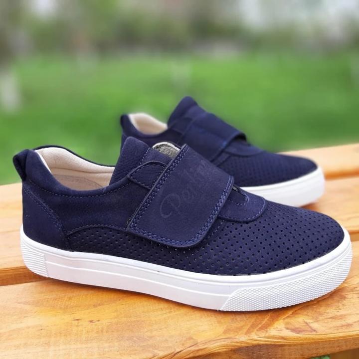 Туфлі Perlina 38KEDSINIYDIR Синій