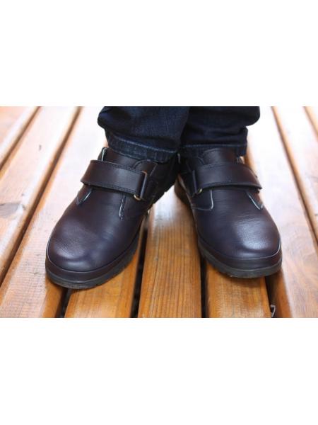 Туфлі Perlina 38BLUEPODOSHVA Темно-синій