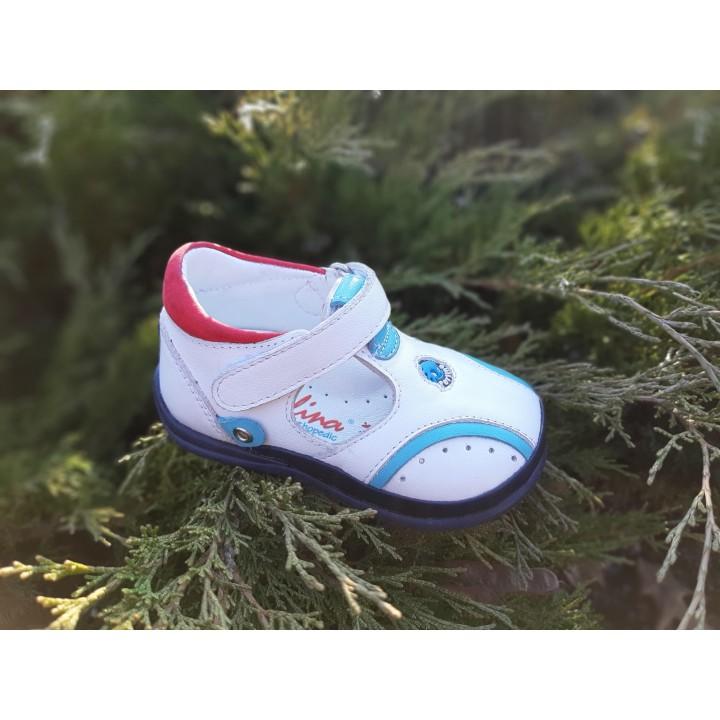 Туфлі Perlina 65BOY Білий
