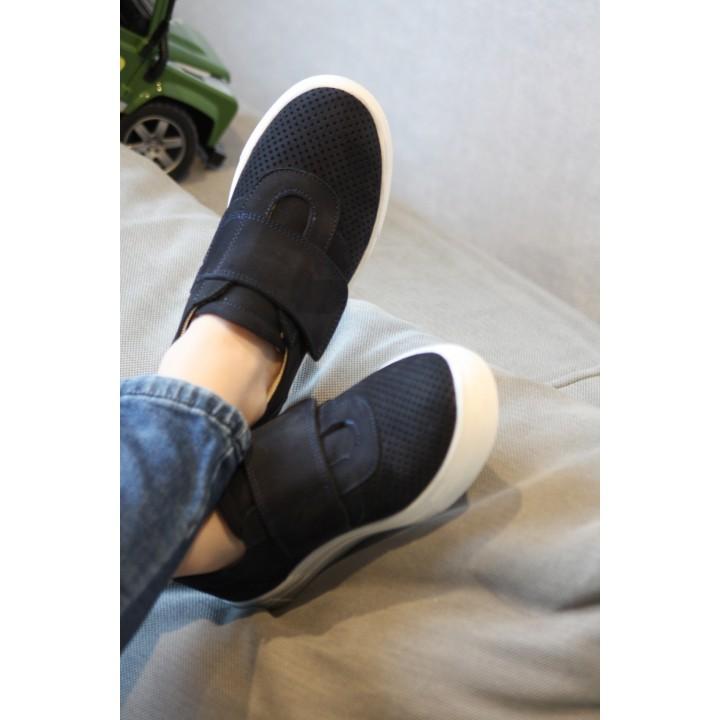 Туфлі Perlina 38KEDSINIYDIR20 Синій
