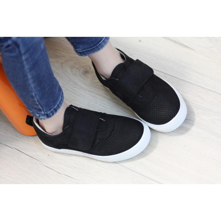 Туфлі Perlina 38KEDDIRNUBUK Чорний