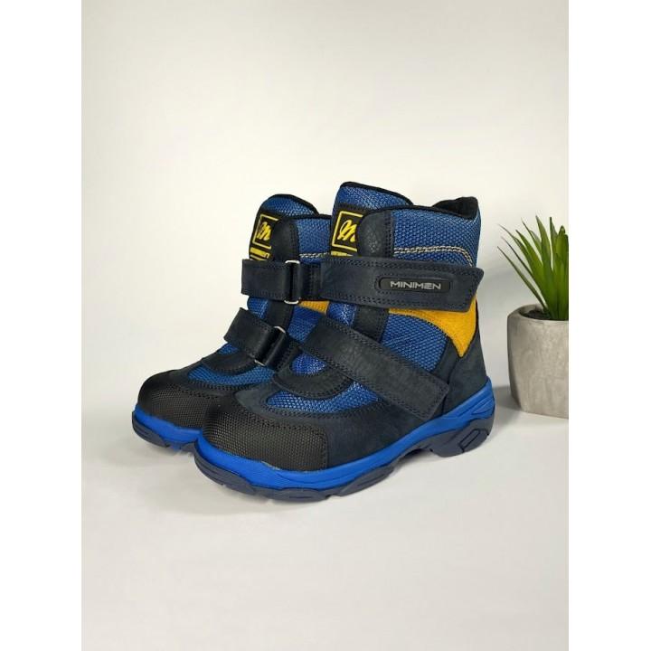Зимові ортопедичні черевики minimen 12orange