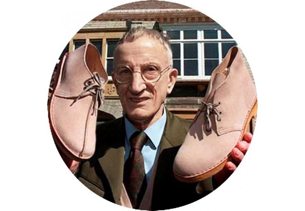 Clarks: дитяче взуття з Британії