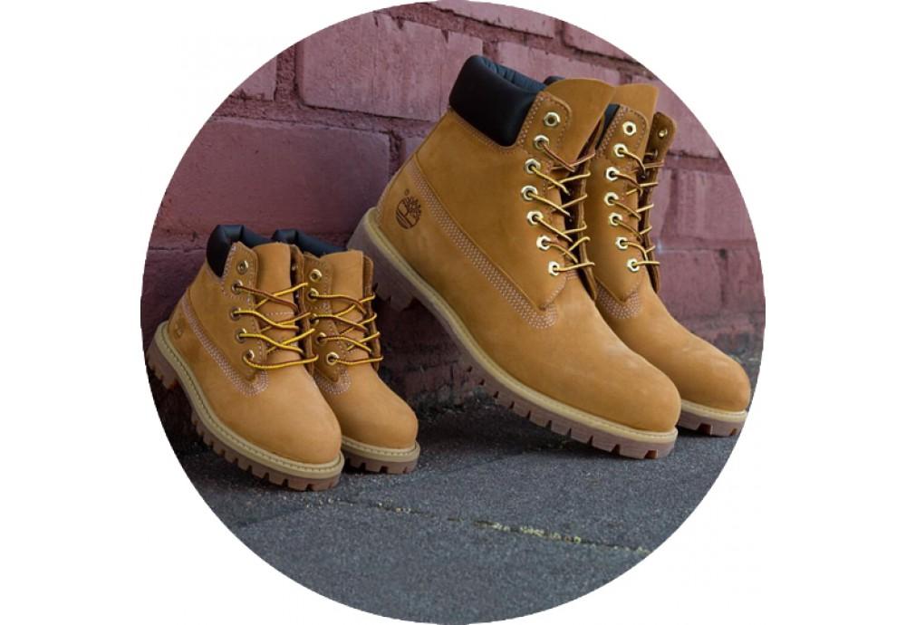 Timberland: дитяче взуття з США