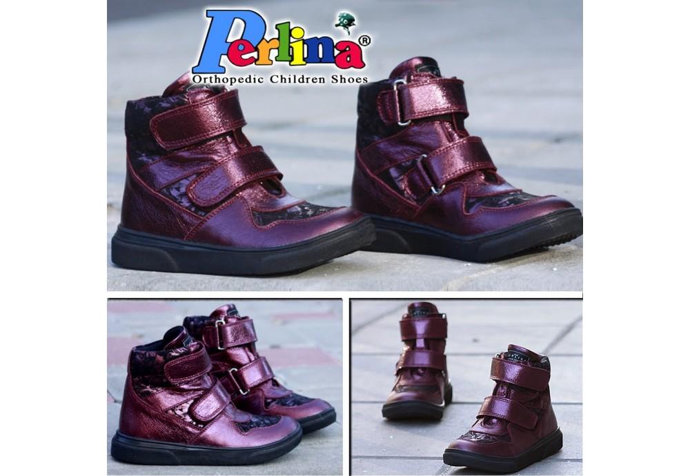 Perlina для дівчинки: стильне й практичне взуття на кожен день