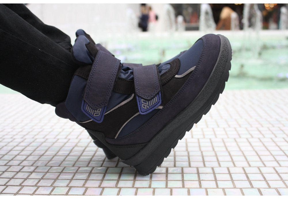Взуття для прогулянок під дощем і снігом