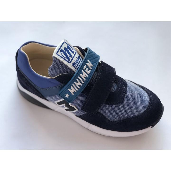 Кросівки Minimen 96DJINS Синій