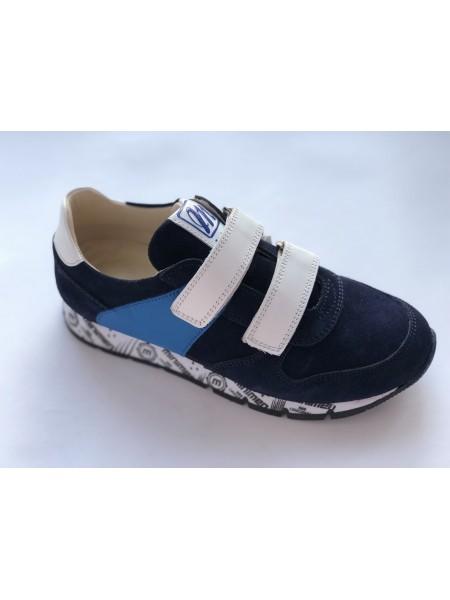Кросівки Minimen  89BLUE2L Синій