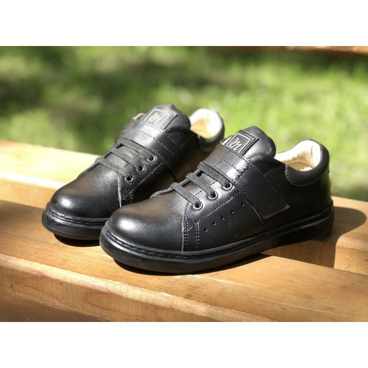 Туфлі Minimen 62SHNUROK Чорний