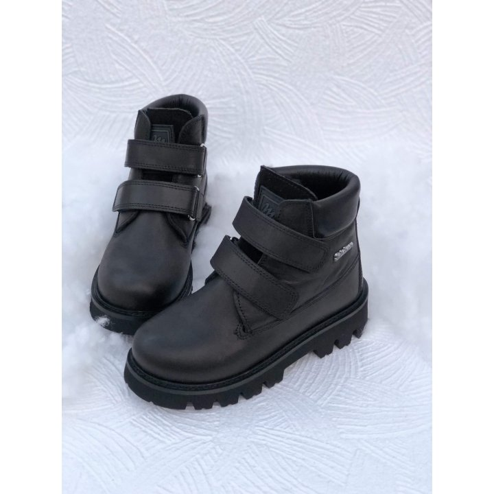 Черевики Minimen  22BLACK Чорний