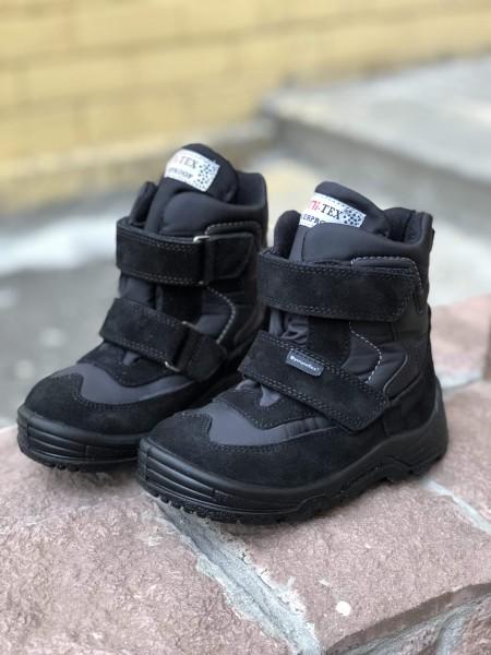 Черевики Minimen 11BLACK Чорний