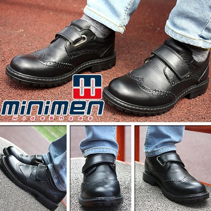 Туфлі Minimen 98SHOVXLCHERNIY Чорний